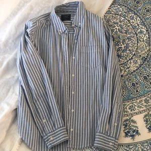 abercrombie button down